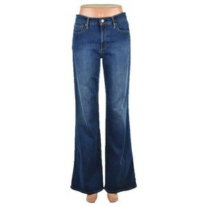 Gap Flared Waist - 28 Blue